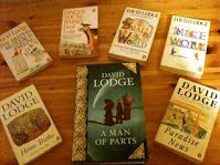 A selection of books by David Lodge